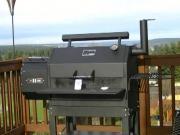 Yoder YS640 Pellet Smoker Grill - Smoke Output