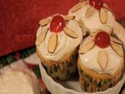Amaretto Cream Cupcakes: Cupcake Show #13