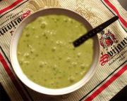 Chilled Cucumber Soup With Tarragon