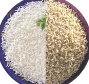Eating grains in form of white or brown rice is not only healthy but also good for your budget