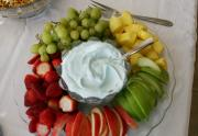 Almond Fruit Dip
