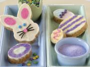 Bake bunny cookies with your kids Easter Cookies