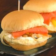 Vita Sockeye Salmon Sliders