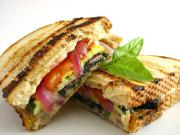 Sandwiches made by using panini presses are crisp and golden brown and taste awesome