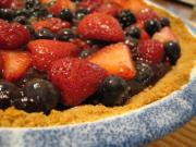 Fruit Platter Pie