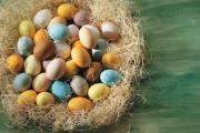 Go natural with Easter egg dyes