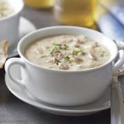 Low Fat Chowder — Clam Chowder
