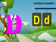 The D Song | Letter D Song | Story of Letter D | ABC Songs