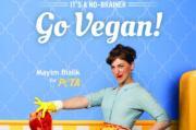 Mayim Bialik supports veganism