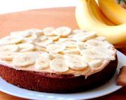 Deluxe Banana Cake