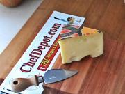Cheese Knife Block