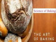 Baking- Science or Art