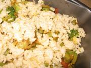 Baked Broccoli Rice Supreme