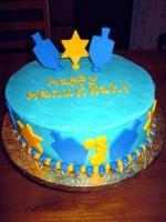Kosher Cake Ideas for the Hanukkah Season.