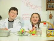 Two Kids Cooking Mad Kitchen Science