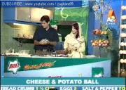 Iftar Potato And Cheese Ball Part 1 - Preparation