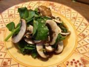 Tamara Mushroom Salad