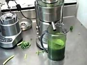 Industrial Raw Juicing