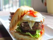 Steve's Basic Burger