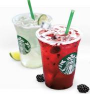 Starbucks launches Refresher line up.