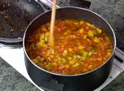Healthy Chilean Bean Soup