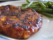 Sumptuous pork chops - learn how to broil pork chops in an easy process.