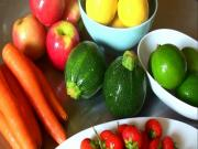 Washing Fruit & Vegetables