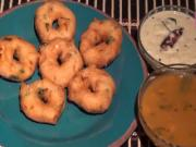 Medu Vada / Garelu / Vadai - South Indian Breakfast / Snack