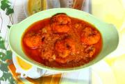 Malvani Prawns Curry
