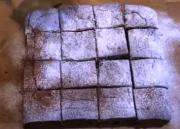 Yummy Homemade Chocolate Brownies