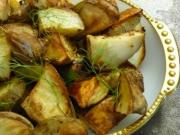 Herb Potatoes-Perfect For Super Bowl Party