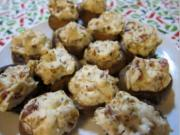 How to Make Stuffed Mushrooms Healthier - Party Food