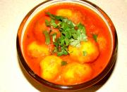 Aloor Dum / Bengali Style Dum Aloo