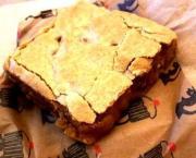 Caramel Layer Choco Squares