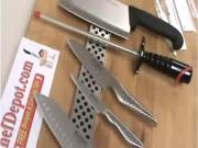 Magnetic Knife Tool Holder