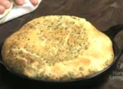 Delicious Parmesan Chive Egg Souffle