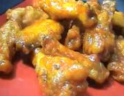 Super Bowl Buffalo Chicken Wings