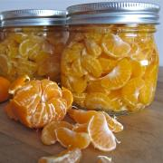 Canned oranges are safe dining option