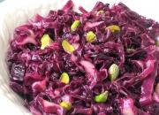 Sweet Sour Red Cabbage