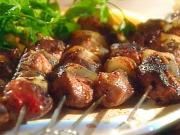 Lamb kebabs have no lamb in it
