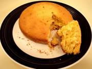 Fresh Orange Sponge Cake