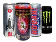 Energy drinks for increased stamina for athletes