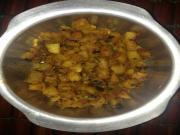 Homemade Aloo Gojju