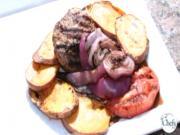 Chefs Diet Video - Salisbury Steak