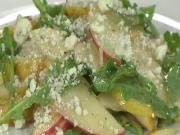Apple Pear Salad With Kim Crawford Wine