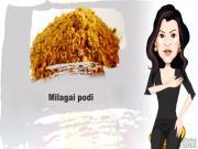 About Milagai Podi