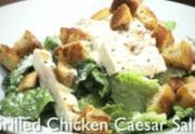 Tasty Grilled Chicken Caesar Salad