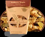 Lentils a la NutBerry Maple