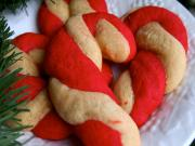 How to Make Candy Cane Sugar Cookies