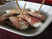 Low Carb Chicken Involtini